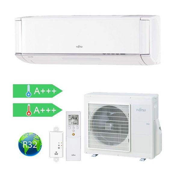 Fujitsu ASYG12KXCA/AOYG12KXCA Nocria X 3,4 kW-os split klíma szett