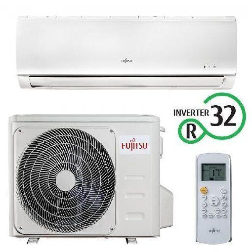 Fujitsu ASYG24KLCA/AOYG24KLTA Eco 7,1 kW-os split klíma szett