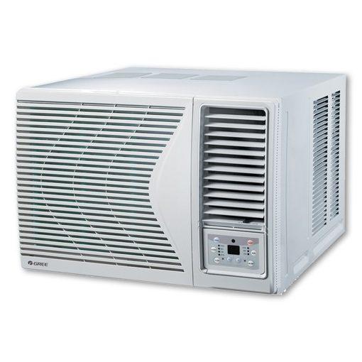Gree GJC09AF ablakklíma 2,6 kW, A++
