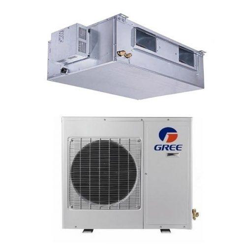 Gree GUD50PS/A-T UM 5 kW-os légcsatornás klíma szett