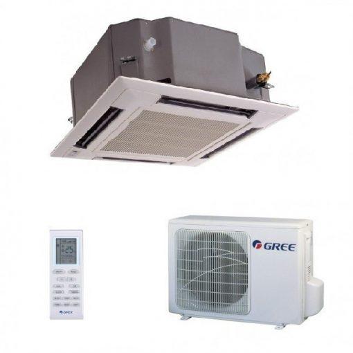 Gree GUD71T/A-T UM3 7,1 kW-os kazettás klíma szett