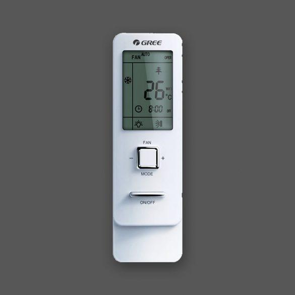 Gree GWH09YD Amber Royal 2,7 kW-os Wifi-s klíma szett, A+++