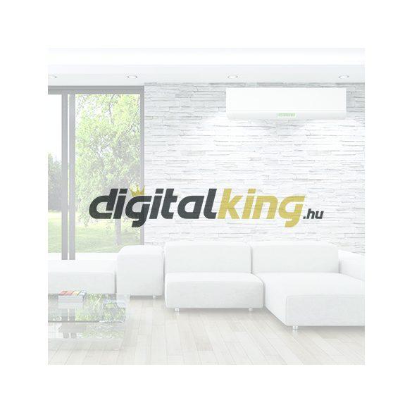 Gree GWH12UB U-Crown Silver 3,5 kW-os Wifi-s klíma szett, A+++