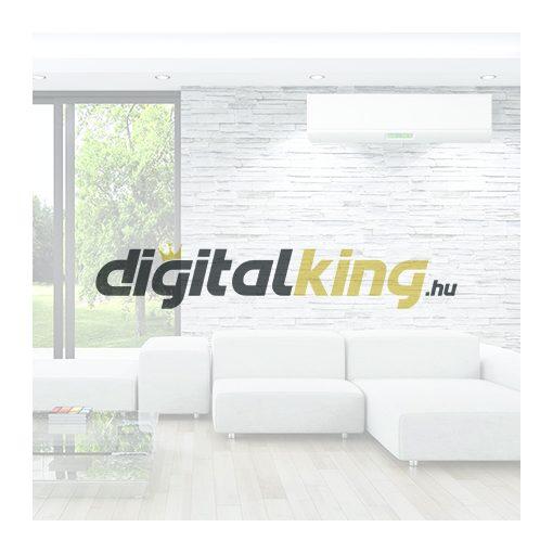 Gree GWH18ACD Dark X 5,2 kW-os Wifi-s klíma szett