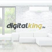 Gree GWH24ACE Comfort X 7 kW-os klíma szett, A++