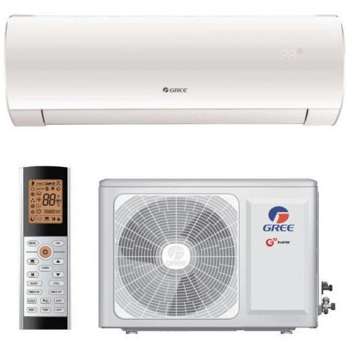 Gree GWH24ACE-K6DNA1A Comfort X 7 kW-os, Wifi-s klíma szett, A++