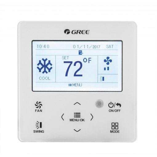 Gree fali vezérlő XK76 (Pulse, Comfort X, Dark X, Amber, G-Tech, Multi Comfort X, Konzol)