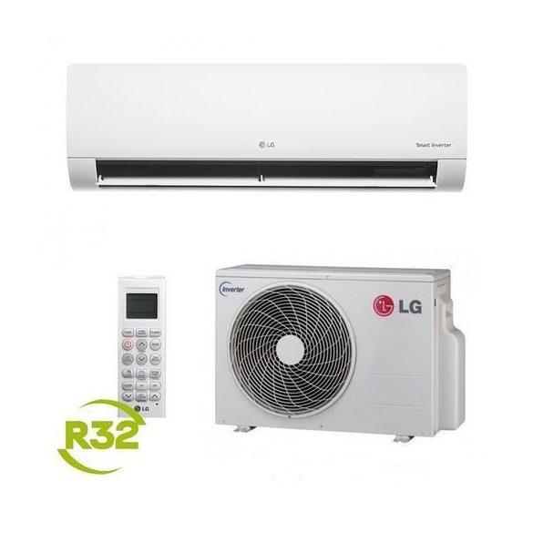 LG S09EQ Silence 2,5 kW-os klíma szett, A++