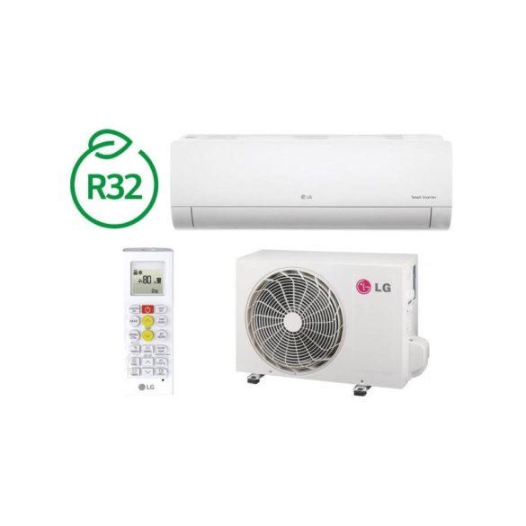 LG S24EQ Silence 7,1 kW-os klíma szett