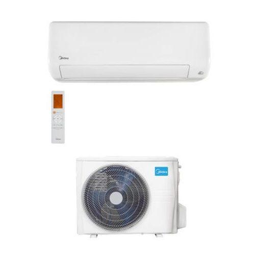 Midea All Easy Pro MEX-09-SP 2,6 kW-os Wifi-s split klíma szett, A+++