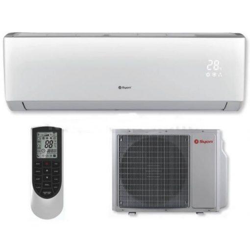 Syen SOH09BO-E32DA4A2 Bora Plusz 2,5 kW-os Wifis klíma szett, A++